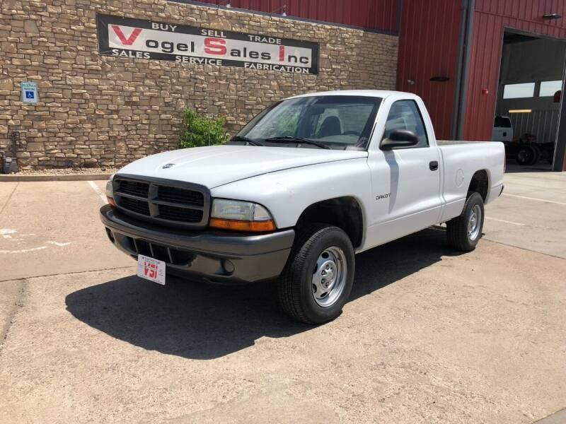 2002 Dodge Dakota for sale at Vogel Sales Inc in Commerce City CO