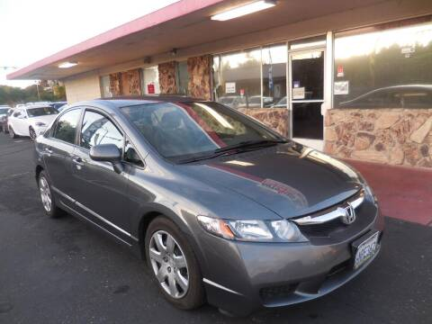2010 Honda Civic for sale at Auto 4 Less in Fremont CA