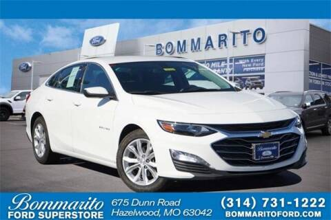 2020 Chevrolet Malibu for sale at NICK FARACE AT BOMMARITO FORD in Hazelwood MO