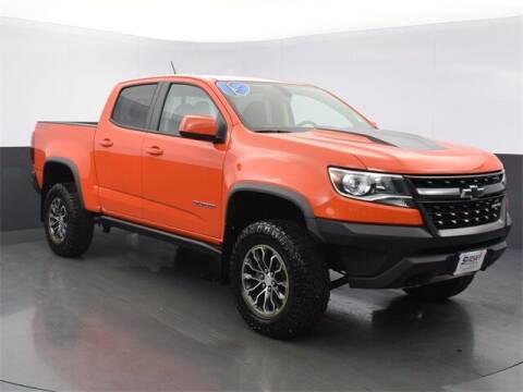 2019 Chevrolet Colorado for sale at Tim Short Auto Mall in Corbin KY