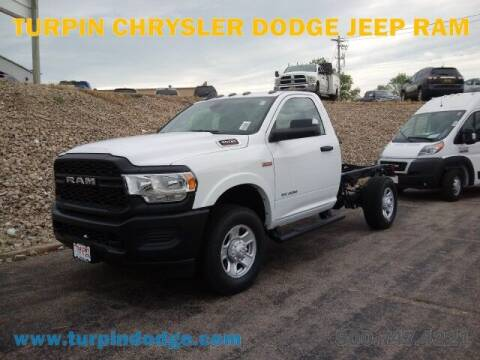2021 RAM Ram Chassis 3500 for sale at Turpin Dodge Chrysler Jeep Ram in Dubuque IA