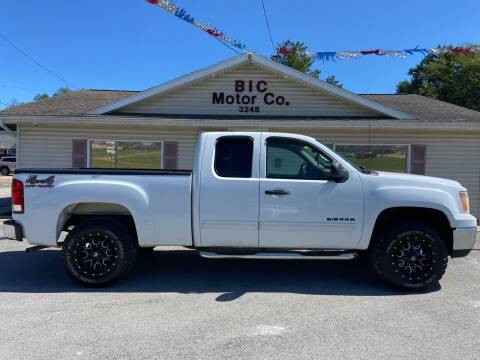 2008 GMC Sierra 1500 for sale at Bic Motors in Jackson MO