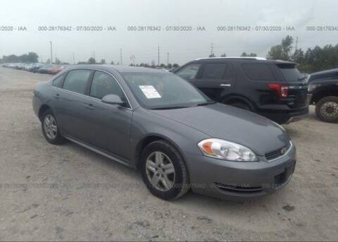 2009 Chevrolet Impala for sale at Yousif & Sons Used Auto in Detroit MI