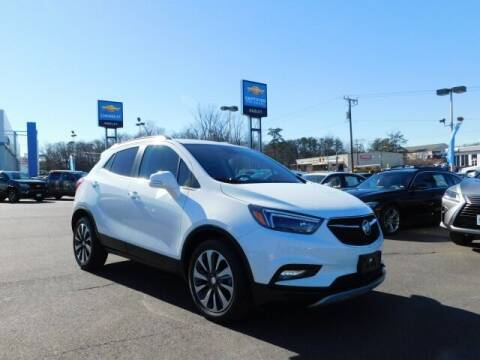 2019 Buick Encore for sale at Radley Cadillac in Fredericksburg VA