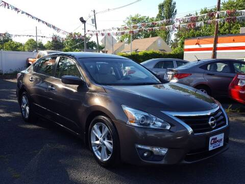 2015 Nissan Altima for sale at Car Complex in Linden NJ