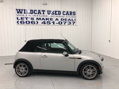 2008 MINI Cooper for sale at Wildcat Used Cars in Somerset KY