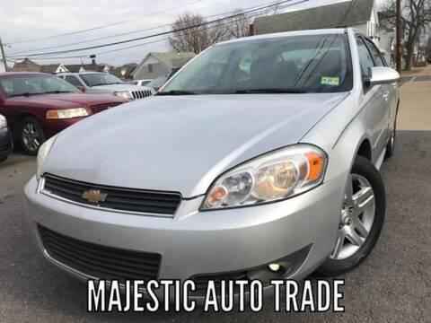 2011 Chevrolet Impala for sale at Majestic Auto Trade in Easton PA
