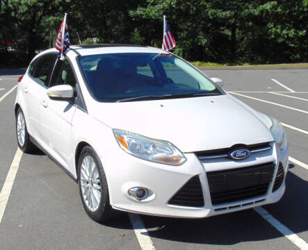 2012 Ford Focus for sale at Lakewood Auto in Waterbury CT