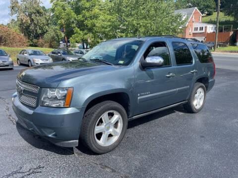 2009 Chevrolet Tahoe for sale at KP'S Cars in Staunton VA
