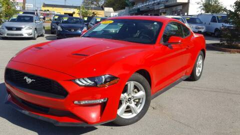 2018 Ford Mustang for sale at A & A IMPORTS OF TN in Madison TN