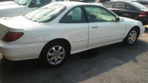 1998 Acura CL for sale at Charles Baker Jeep Honda in Norfolk VA