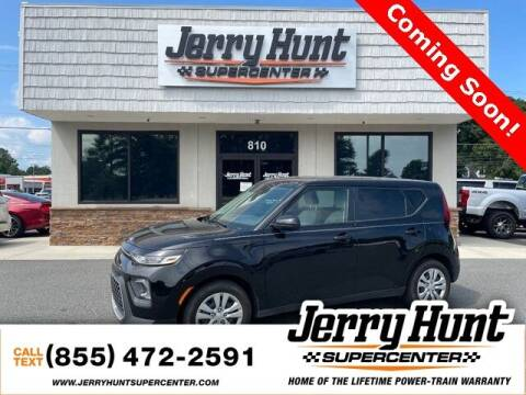 2020 Kia Soul for sale at Jerry Hunt Supercenter in Lexington NC