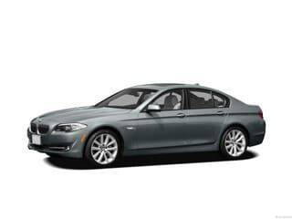 2012 BMW 5 Series for sale at SULLIVAN MOTOR COMPANY INC. in Mesa AZ