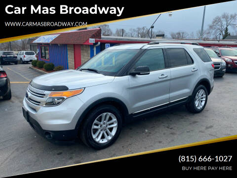 2013 Ford Explorer for sale at Car Mas Broadway in Crest Hill IL