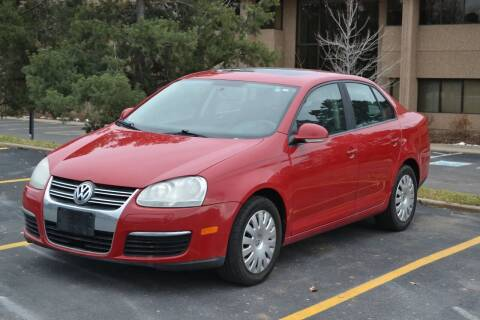 2008 Volkswagen Jetta for sale at QUEST MOTORS in Englewood CO