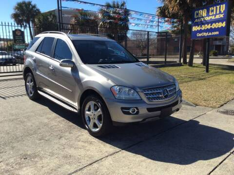 2008 Mercedes-Benz M-Class for sale at Car City Autoplex in Metairie LA