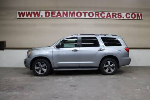 2008 Toyota Sequoia for sale at Dean Motor Cars Inc in Houston TX