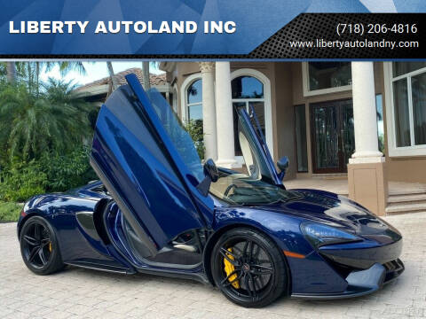 2016 McLaren 570S for sale at LIBERTY AUTOLAND INC - LIBERTY AUTOLAND II INC in Queens Villiage NY