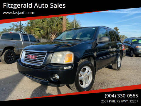 2008 GMC Envoy for sale at Fitzgerald Auto Sales in Jacksonville FL