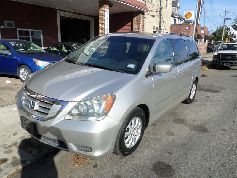 2008 Honda Odyssey for sale at Associated Sales & Leasing, Inc. in Perth Amboy NJ