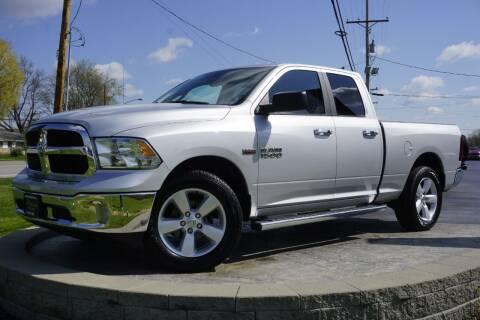 2018 RAM Ram Pickup 1500 for sale at Platinum Motors LLC in Heath OH