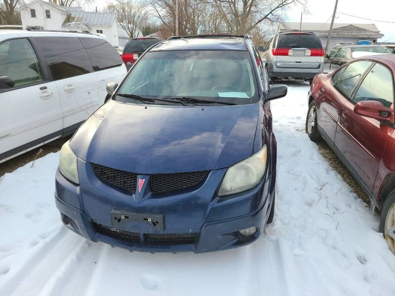 2004 Pontiac Vibe for sale at Craig Auto Sales in Omro WI