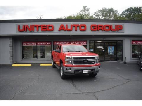 2014 Chevrolet Silverado 1500 for sale at United Auto Group in Putnam CT