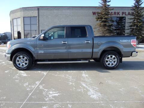 2013 Ford F-150 for sale at Elite Motors in Fargo ND