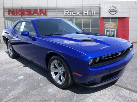 2019 Dodge Challenger for sale at Rick Hill Auto Credit in Dyersburg TN