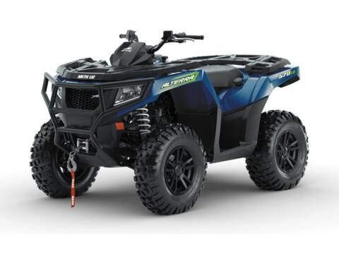 2021 Arctic Cat Alterra 570 EPS SE for sale at Road Track and Trail in Big Bend WI