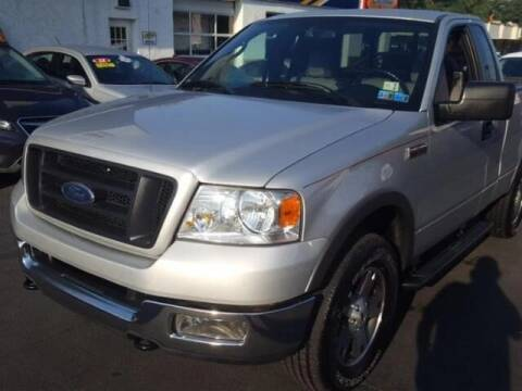 2005 Ford F-150 for sale at BILLYS AUTO CENTER in Vincentown NJ