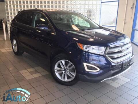 2016 Ford Edge for sale at iAuto in Cincinnati OH