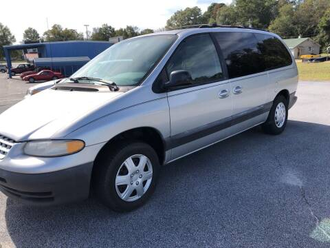2000 Plymouth Grand Voyager for sale at Mac's Auto Sales in Camden SC