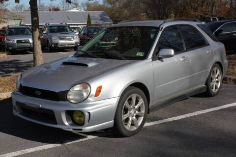 2002 Subaru Impreza for sale at Auto Bahn Motors in Winchester VA