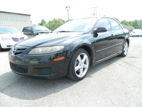 2008 Mazda MAZDA6 for sale at Auto House Of Fort Wayne in Fort Wayne IN