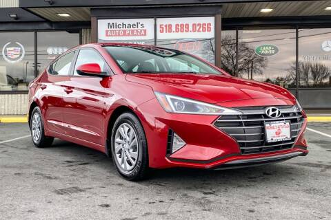 2020 Hyundai Elantra for sale at Michaels Auto Plaza in East Greenbush NY