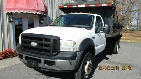 2007 Ford F-450 Super Duty for sale at Bethlehem Auto Sales LLC in Hickory NC