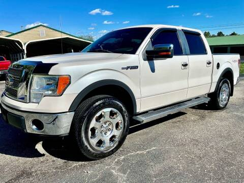 2010 Ford F-150 for sale at Prime Time Auto Sales LLC in Martinsville IN