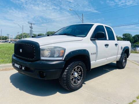 2008 Dodge Ram Pickup 1500 for sale at Xtreme Auto Mart LLC in Kansas City MO