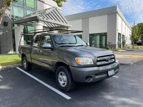 2006 Toyota Tundra for sale at Hi5 Auto in Fremont CA
