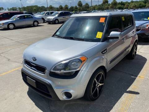 2013 Kia Soul for sale at LUXURY IMPORTS AUTO SALES INC in North Branch MN