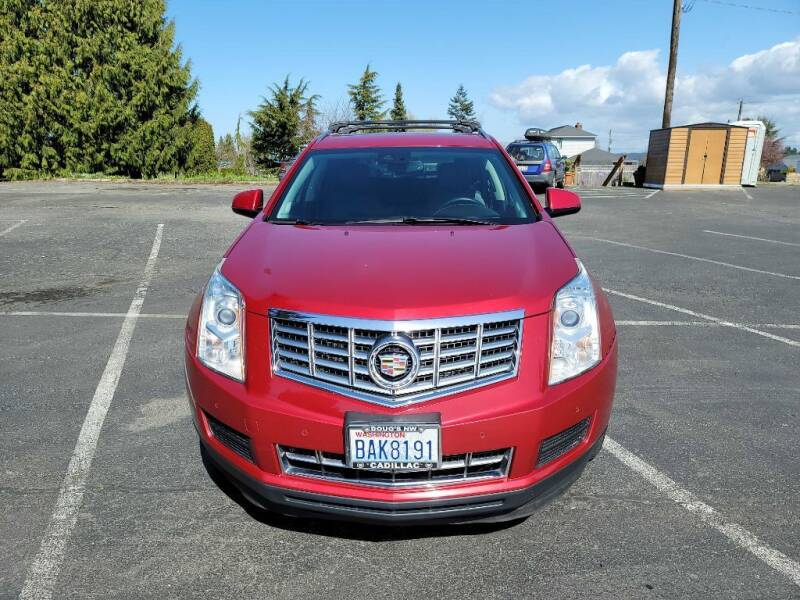 2015 Cadillac SRX for sale at INTEGRITY AUTO SALES LLC in Seattle WA