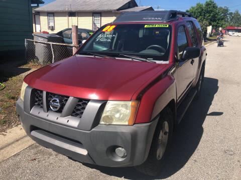 2008 Nissan Xterra for sale at Castagna Auto Sales LLC in Saint Augustine FL