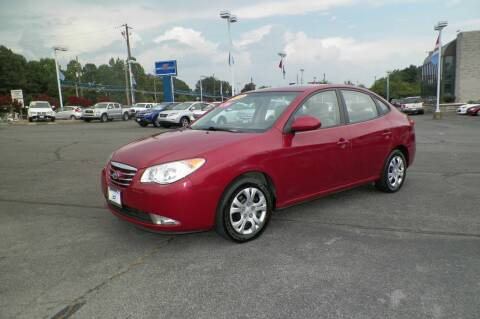 2010 Hyundai Elantra for sale at Paniagua Auto Mall in Dalton GA