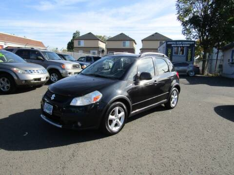2009 Suzuki SX4 Crossover for sale at ARISTA CAR COMPANY LLC in Portland OR
