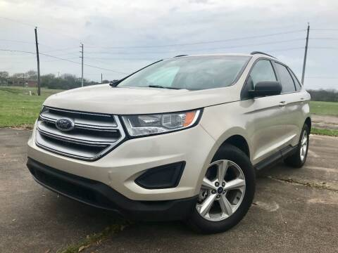 2017 Ford Edge for sale at Laguna Niguel in Rosenberg TX