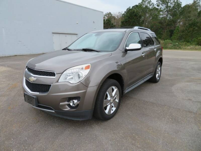 2012 Chevrolet Equinox for sale at Access Motors Co in Mobile AL