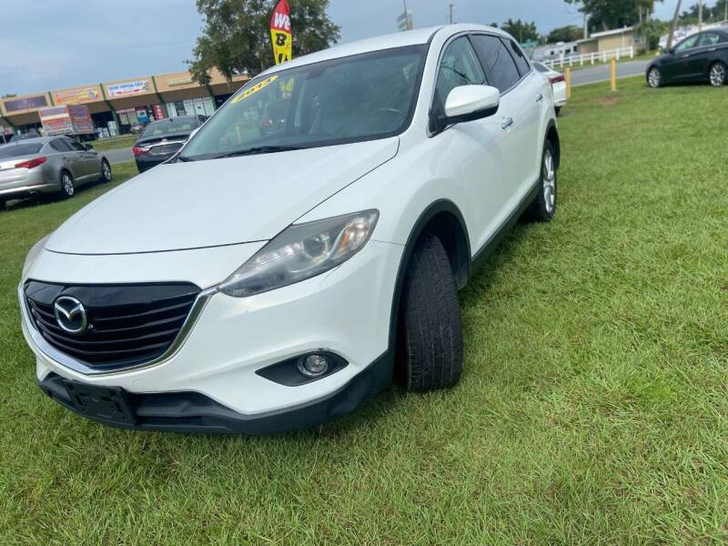 2013 Mazda CX-9 for sale at Unique Motor Sport Sales in Kissimmee FL