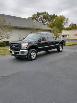2015 Ford F-250 Super Duty for sale at McCully's Automotive - Trucks & SUV's in Benton KY