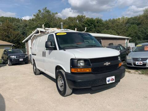 2010 Chevrolet Express Cargo for sale at Victor's Auto Sales Inc. in Indianola IA